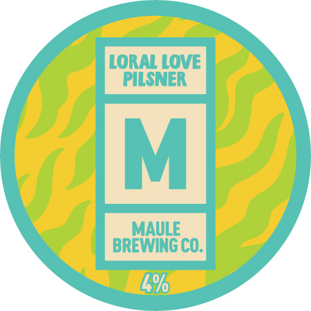 Maule Brewing Co. Loral Love