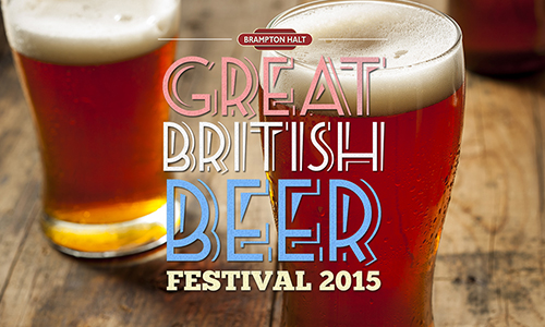 The Brampton Halt - Great British Beer Festival 2015 x Maule Brewing Co