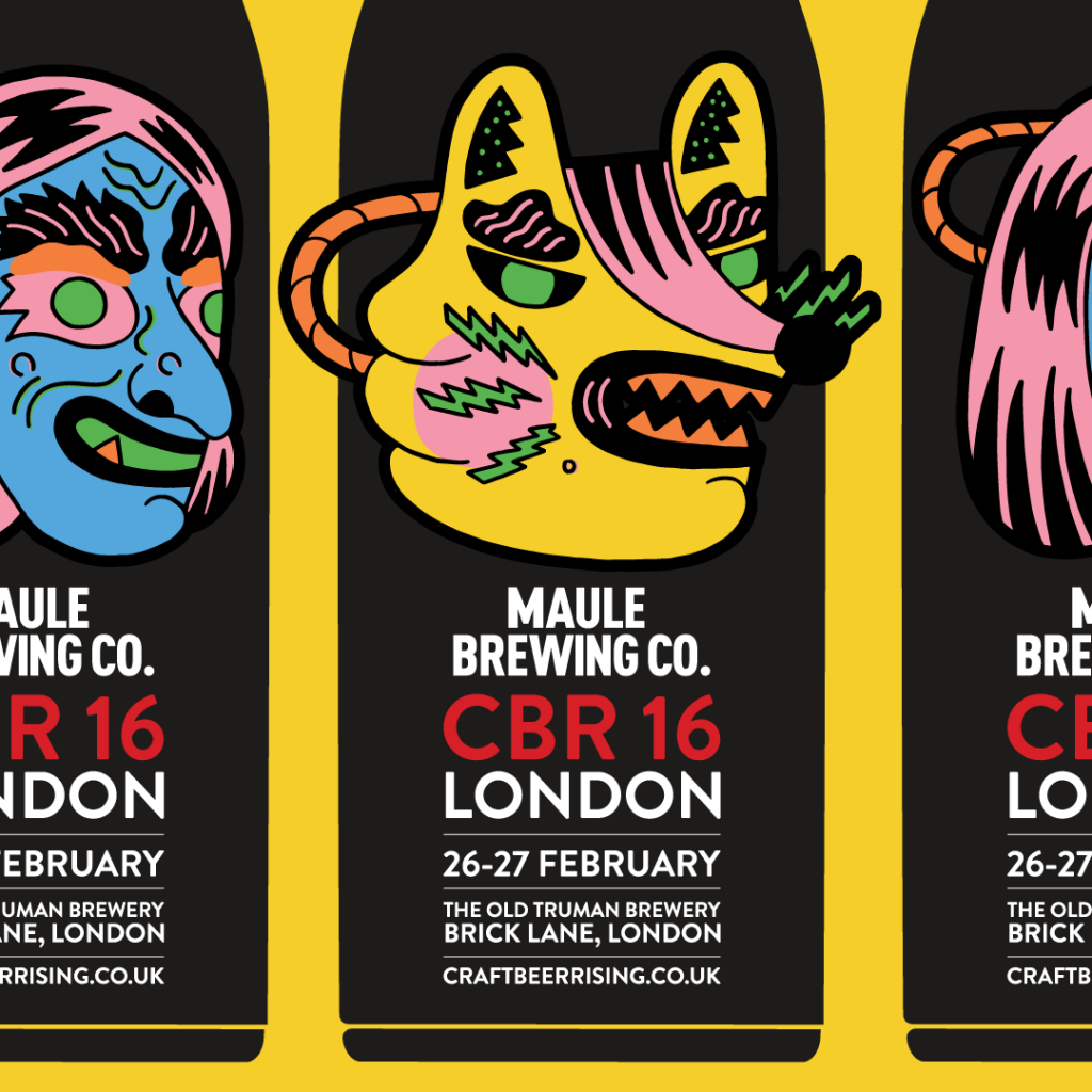 Craft Beer Rising Maule Brewing Co