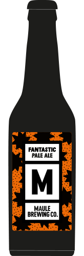 Maule Brewing Fantastic Pale Ale Craft Beer