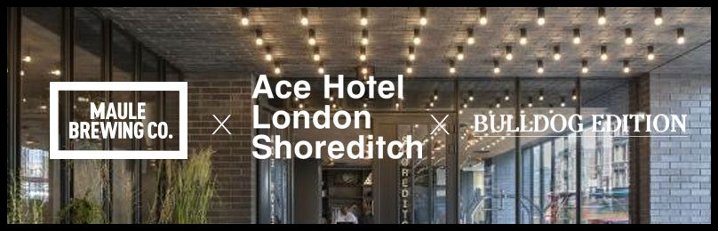 Stocking in Ace Hotel London Shoreditch