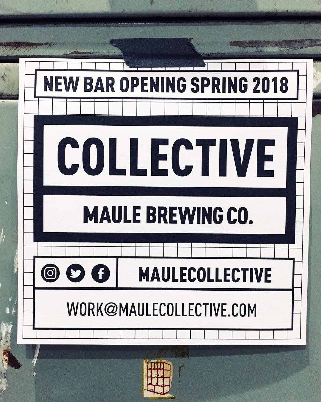 Maule Collective Bar Northampton
