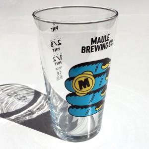 maule claw pint glass 2