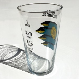 maule claw pint glass 3