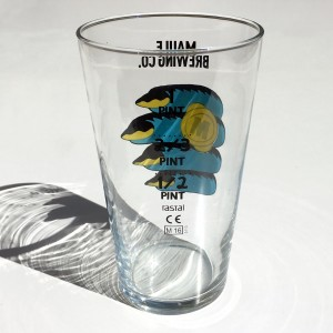 maule claw pint glass 4