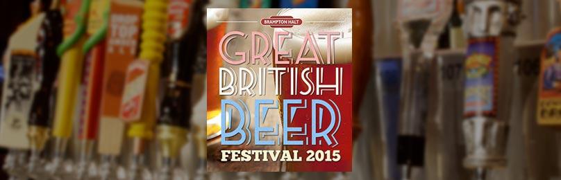 The Brampton Halt – Great British Beer Festival 2015 x Maule Brewing Co