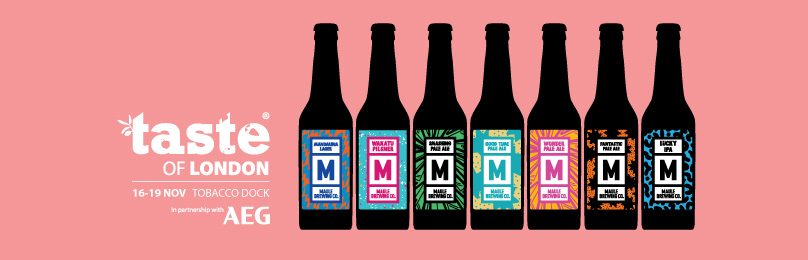 Taste of London 2017- Craft Beer Trail